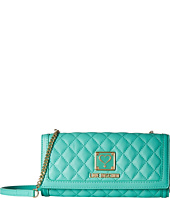 LOVE Moschino - Quilted Wallet Bag