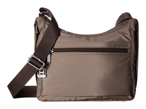Hedgren Inner City Harper s Small Shoulder Bag RFID - Sepia