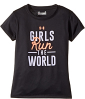 Under Armour Kids - Run The World Short Sleeve (Toddler)