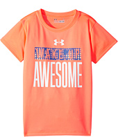 Under Armour Kids - Woke Up Awesome Terra Short Sleeve (Little Kids)