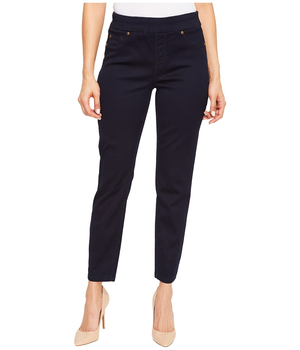 Tribal - Pull-On Ankle 28 Dream Jeans in Midnight