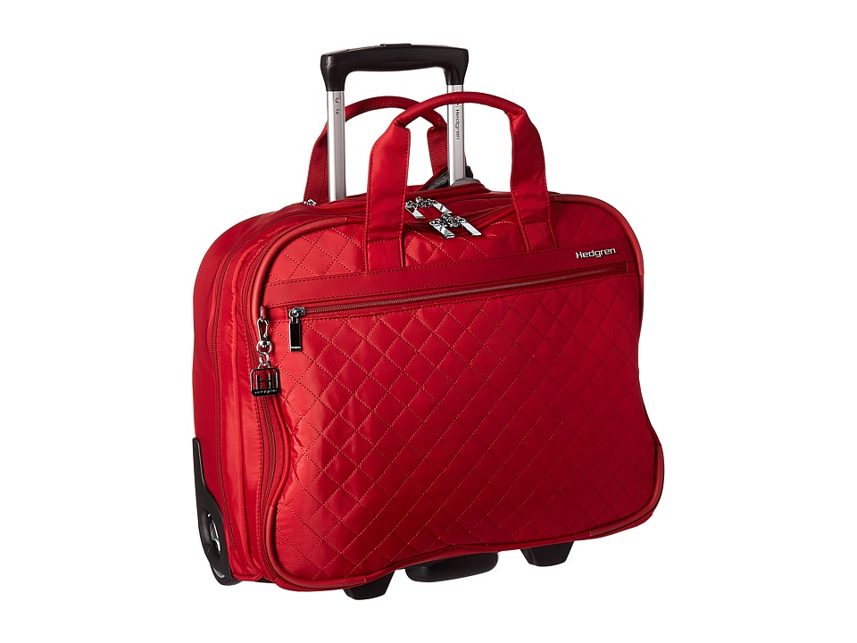 Hedgren Diamond Cindy Business Trolley (Red) Bags