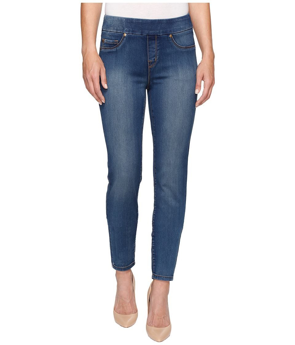 Tribal - Pull-On 31 Dream Jeans in Retro Blue