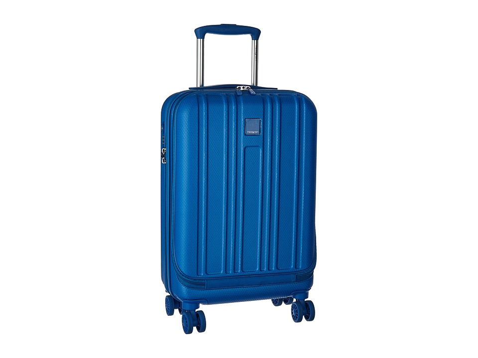 Hedgren Transit Boarding Small Carry-On (Snorkled Blue) Carry on Luggage