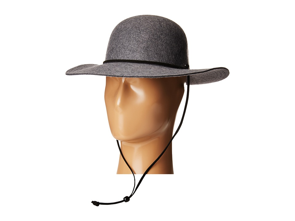 Pistil - Tegan (Gray) Fedora Hats