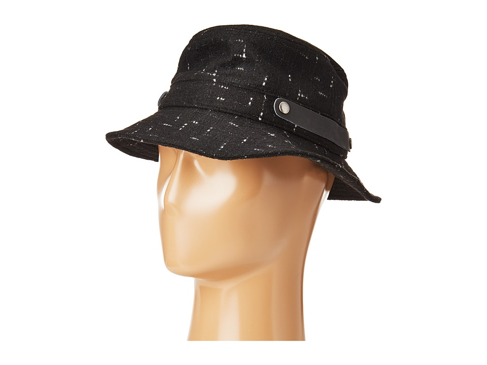 Pistil - Broadway (Black) Fedora Hats