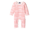 Toobydoo - Watercolor Pink Slim Leg Jumpsuit (Infant)