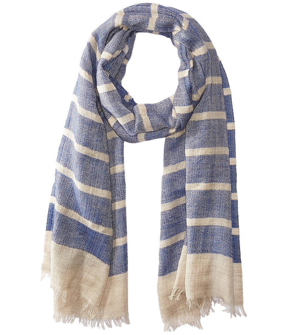 Pistil - Driscoll Scarf (Sapphire) Scarves