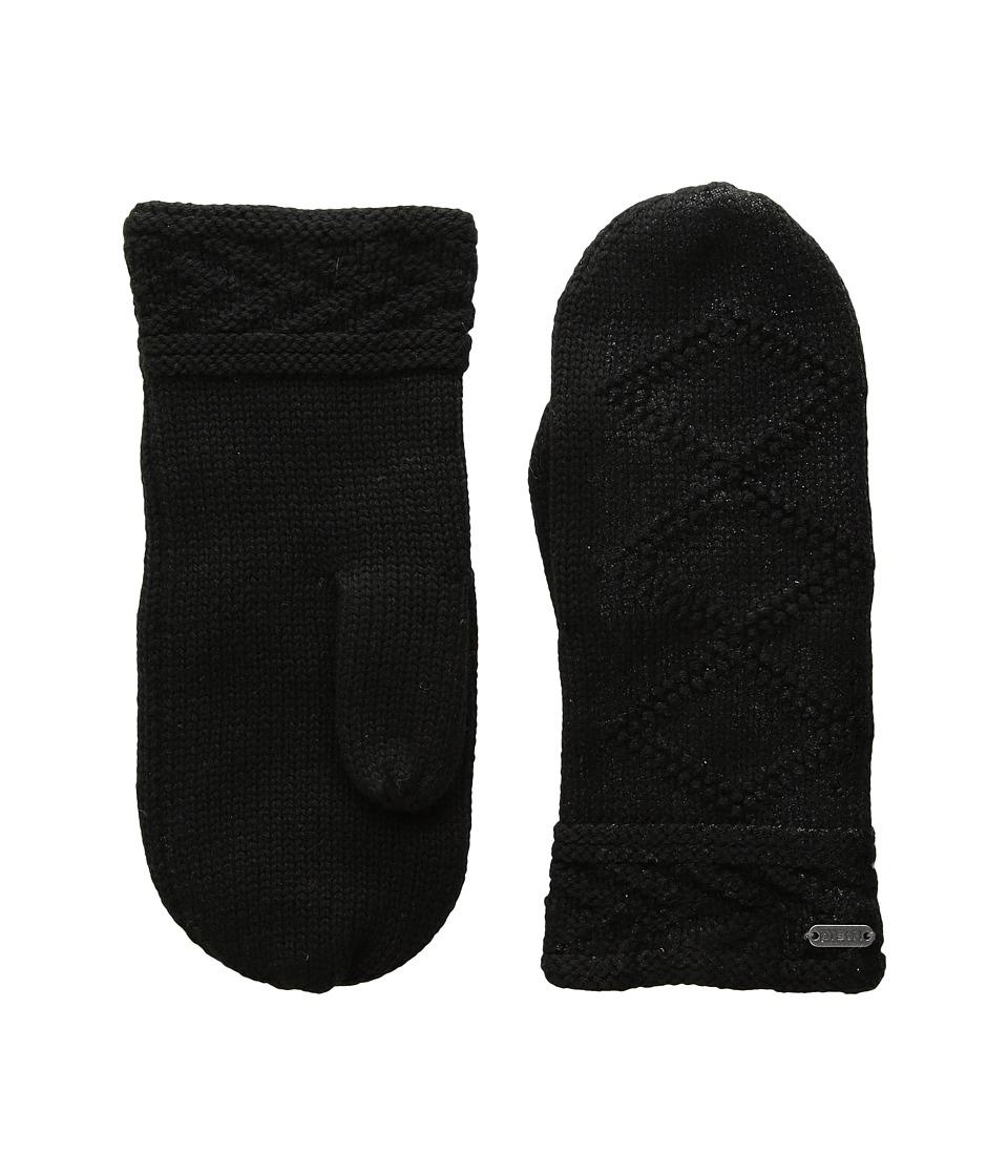 Pistil Mercury Mitten (Black) Over-Mits Gloves