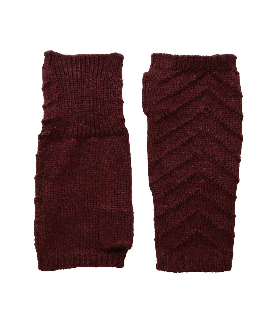 Pistil - Mercer Wristlet (Plum) Over-Mits Gloves