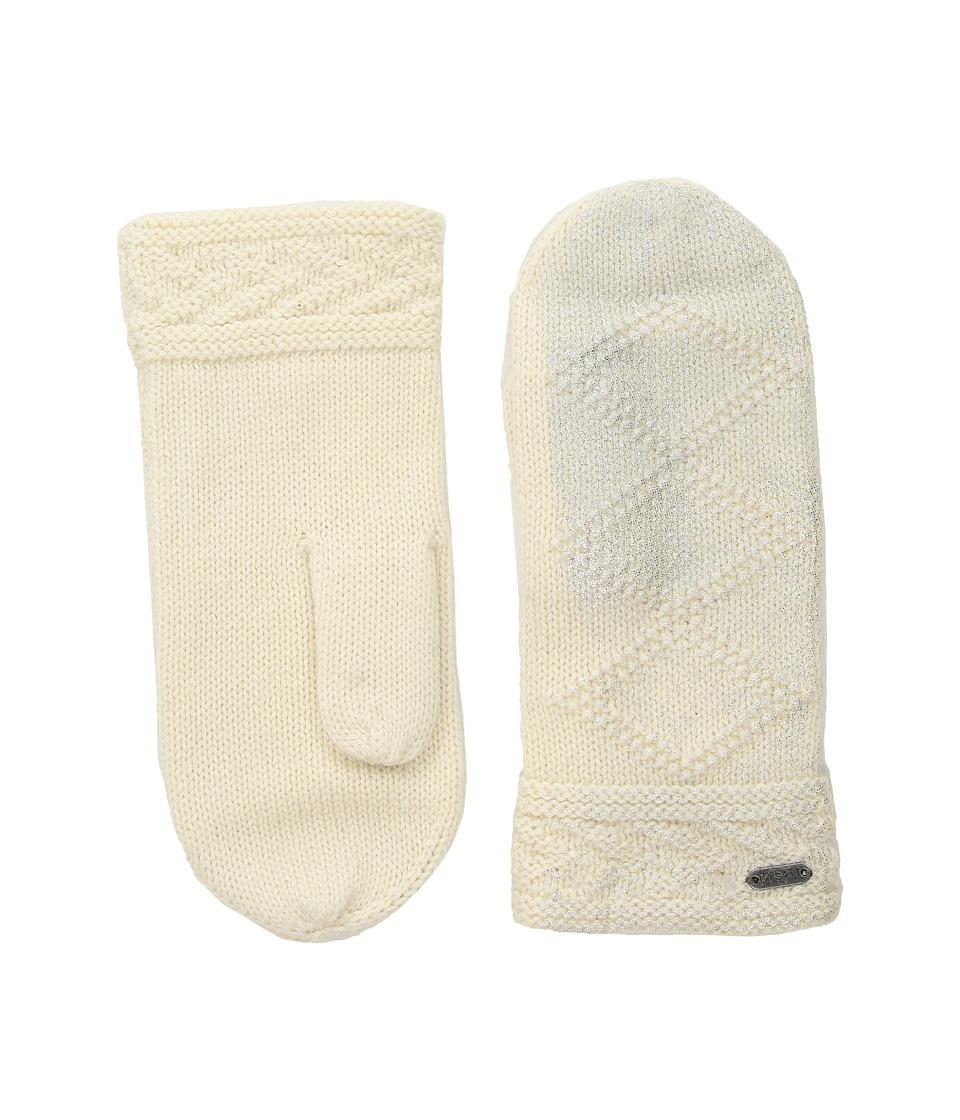 Pistil Mercury Mitten (Ivory) Over-Mits Gloves