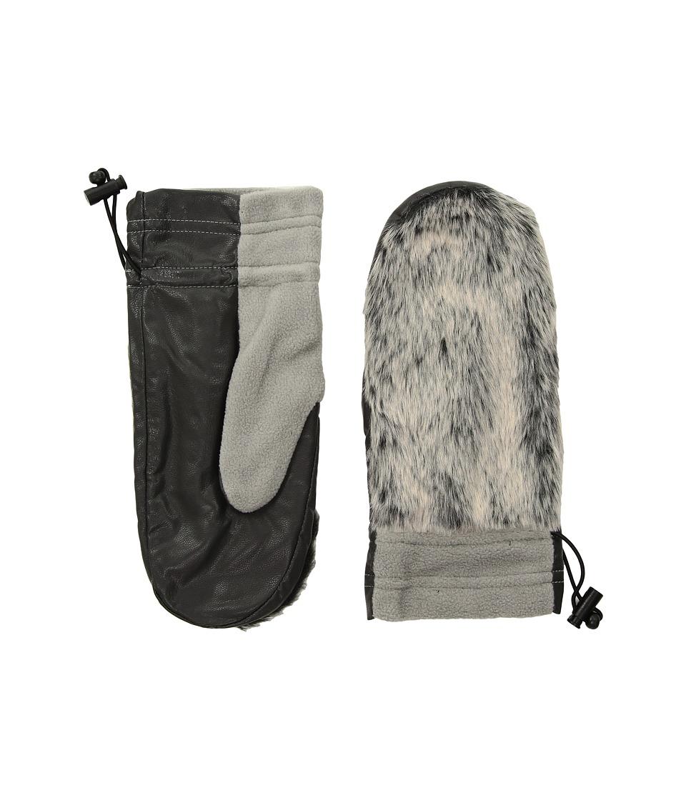 Pistil Toasty Mitten (Gray) Over-Mits Gloves