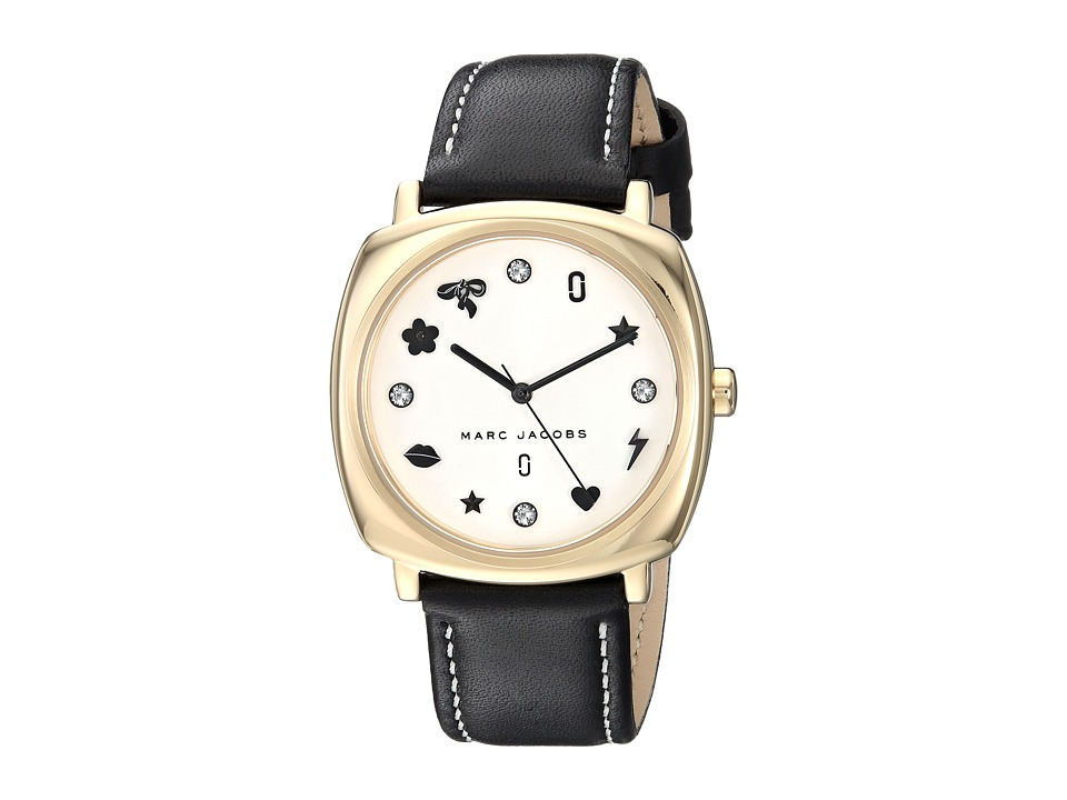 Marc Jacobs Mandy - MJ1564 (Black) Watches