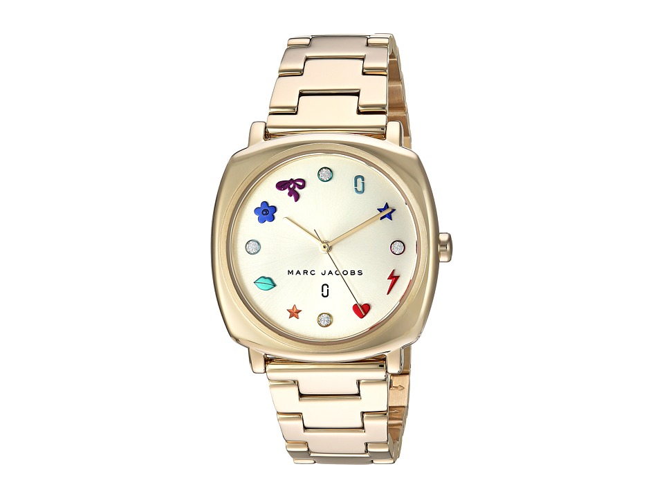 Marc Jacobs Mandy - MJ3549 (Gold) Watches