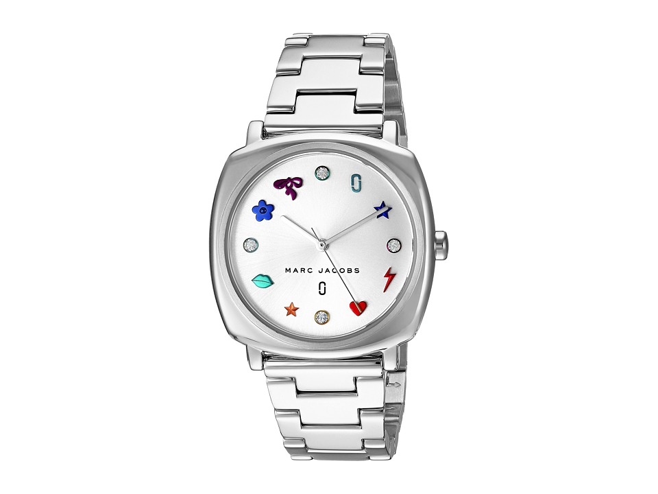 Marc Jacobs Mandy - MJ3548 (Silver) Watches