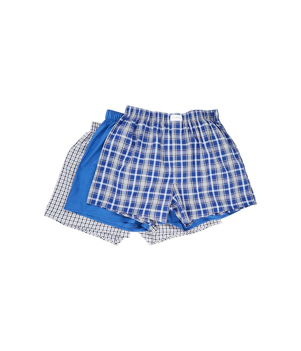 Tommy Hilfiger Tommy Hilfiger - 3-Pack Woven Boxers