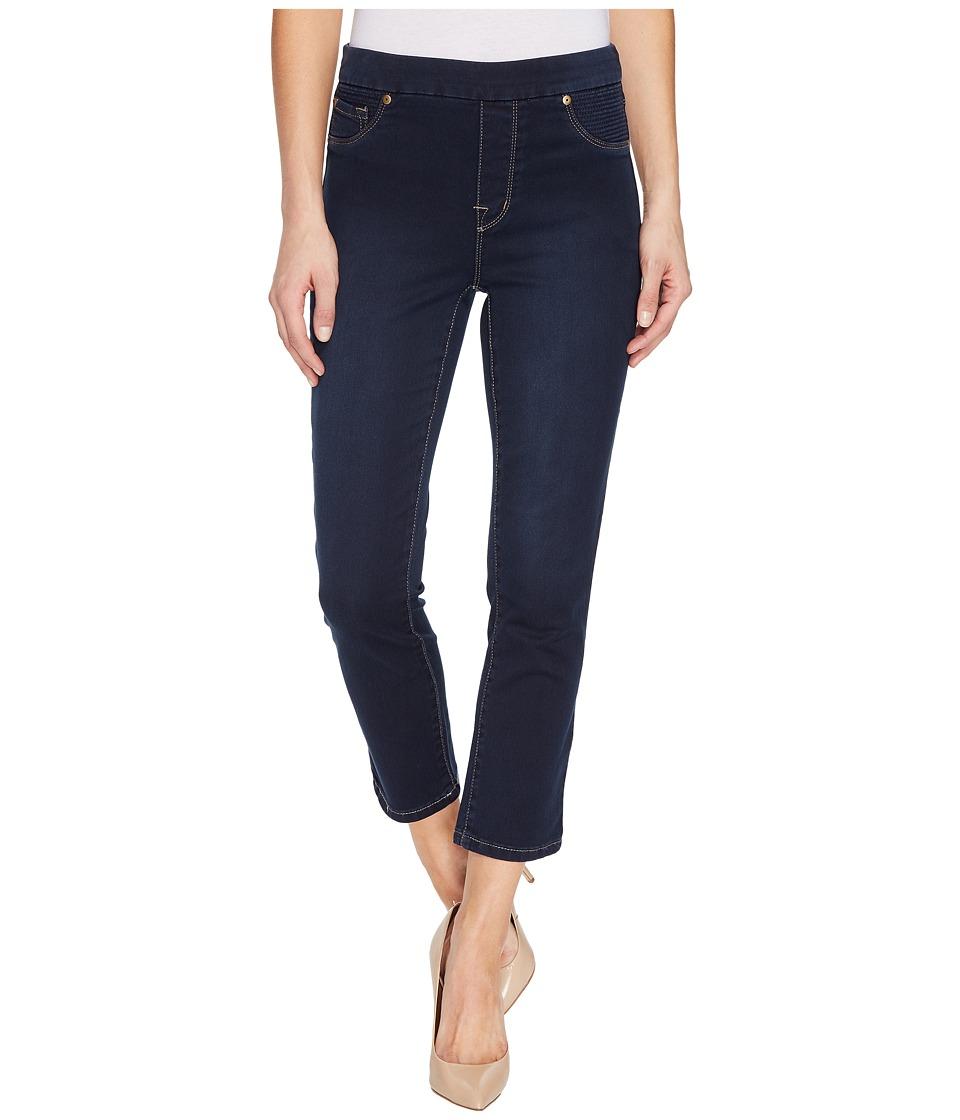 Tribal - Pull-On 25 Dream Jeans Capris in Navy Blast (Navy Blast) Womens Jeans