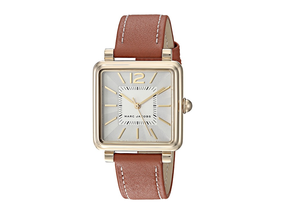 Marc Jacobs Vic - MJ1573 (Brown) Watches