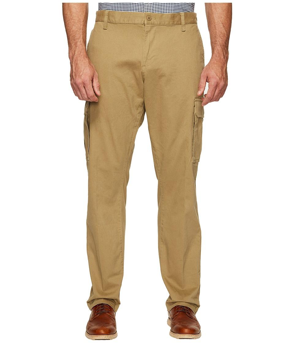 Dockers Big Tall Cargo Pants (New British Khaki) Men