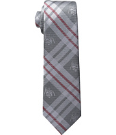 Cufflinks Inc. - Darth Vader Grey and Red Plaid Tie