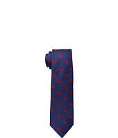 Cufflinks Inc. - Blue and Red Rose Tie