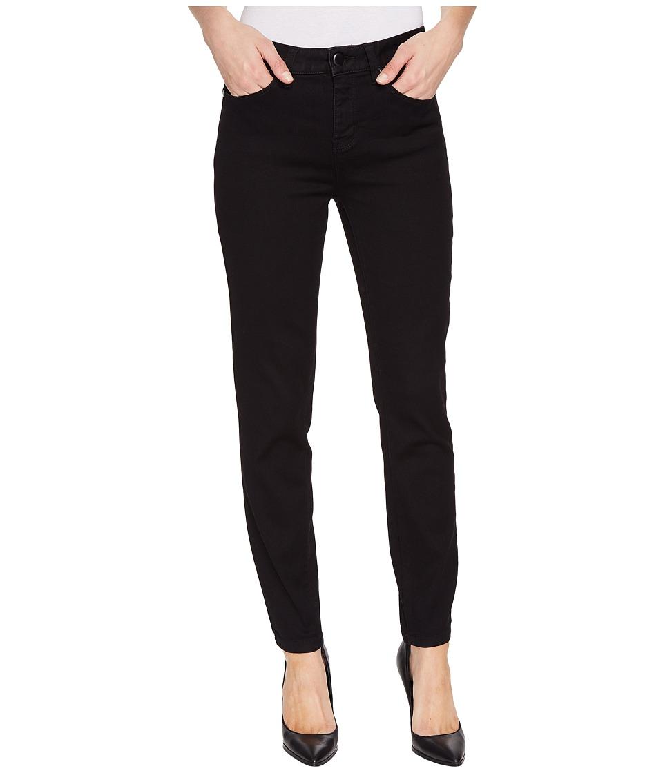 Tribal - Five-Pocket Ankle Jegging 28 Dream Jeans in Black
