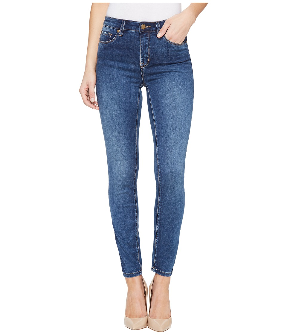 Tribal - Five-Pocket Ankle Jegging 28 Dream Jeans in Retro Blue
