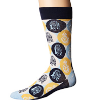 Cufflinks Inc. - R2D2 and BB-8 Pop Art Socks