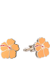 Cufflinks Inc. - Hibiscus Flower Cufflinks