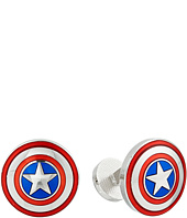 Cufflinks Inc. - Avengers Captain America Shield Cufflinks