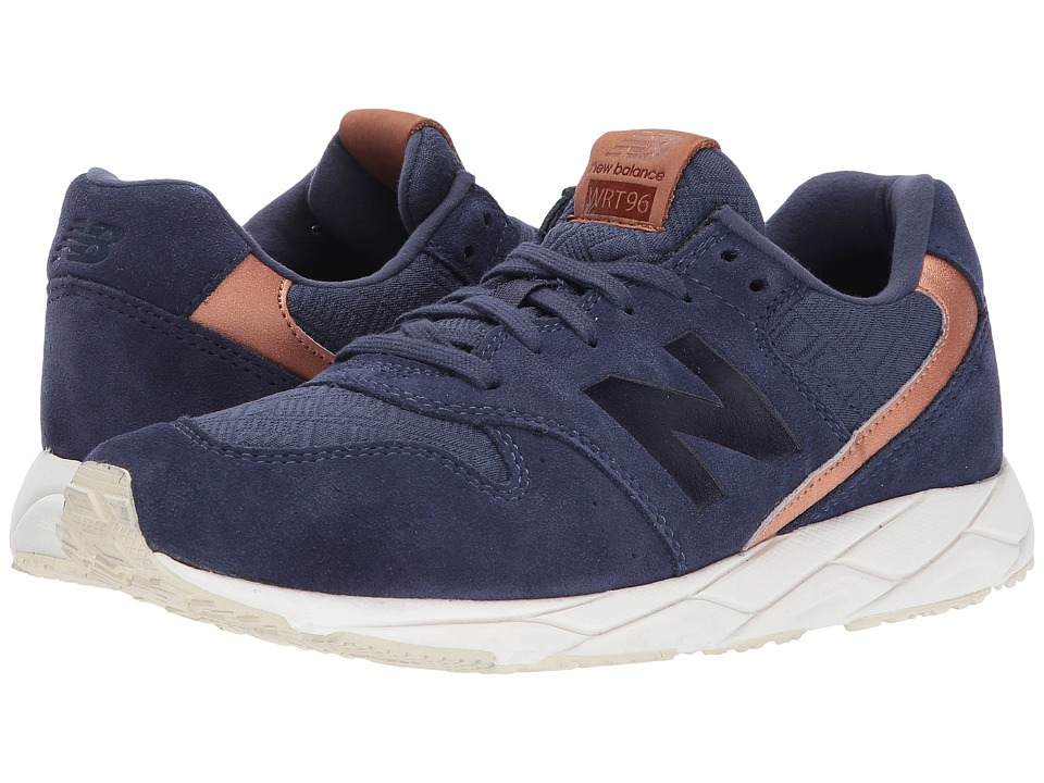 New Balance Classics WRT96 (Dark Cyclone/Copper Metallic) Women