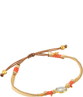 Chan Luu - Semi-Precious Stone Pull Tie Bracelet