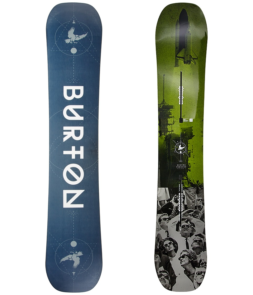 Burton Process Flying V '18 159 (Multi) Snowboards Sports...