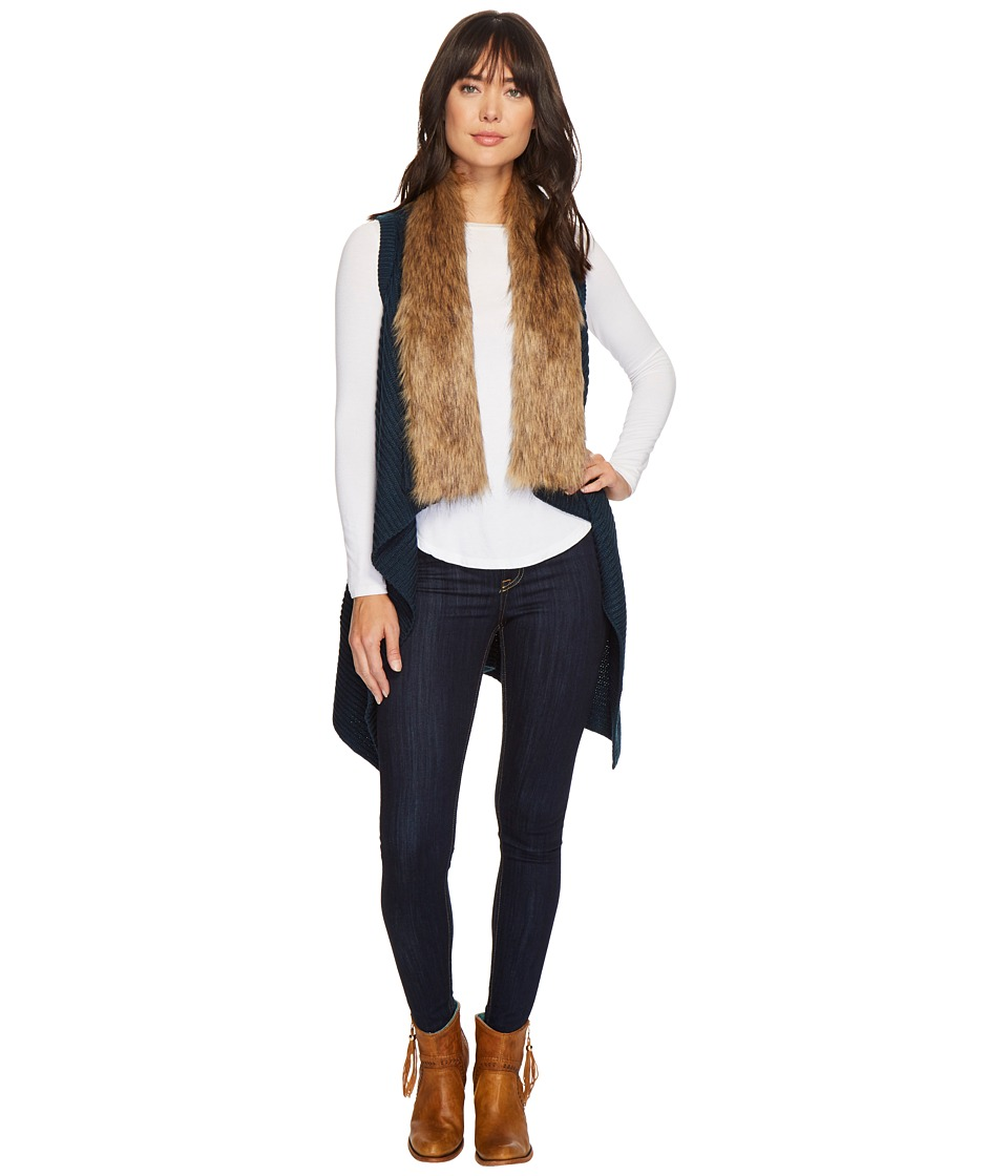 Ariat - Fur Sweater Vest