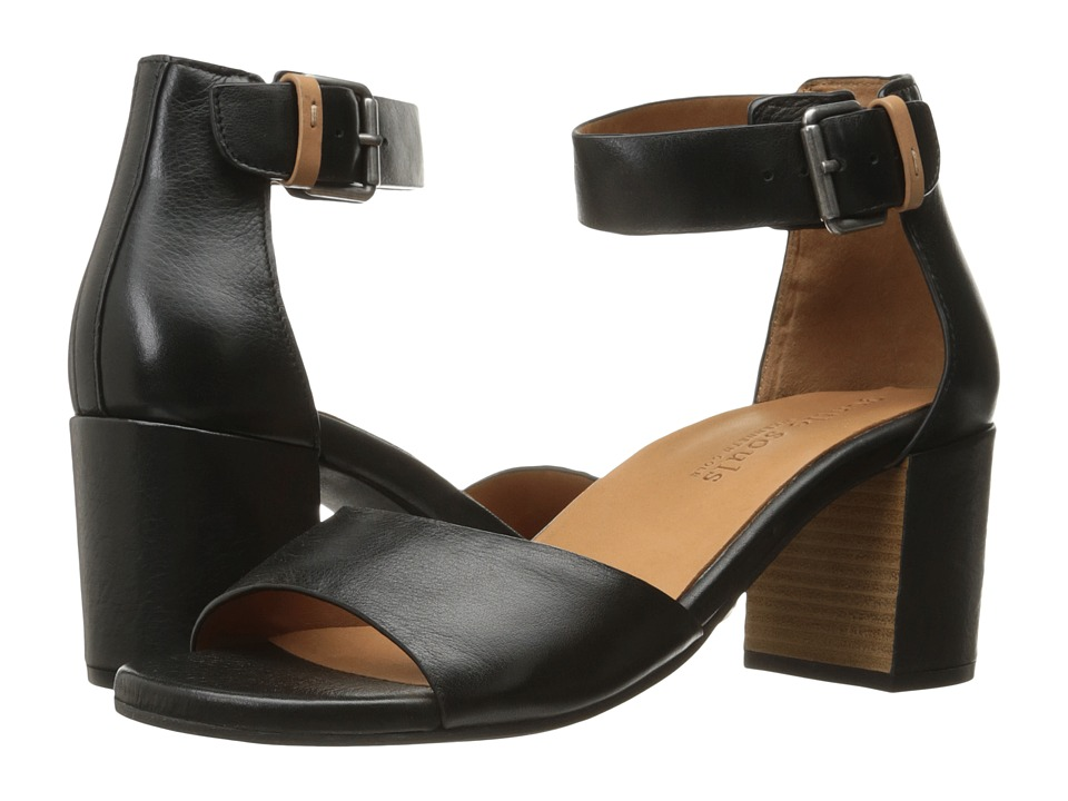 Gentle Souls - Christa (Black) Women's  Shoes