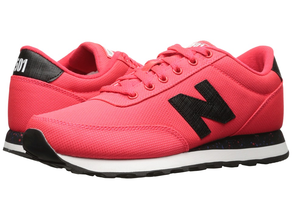New Balance Classics WL501 (Energy Red/Black) Women