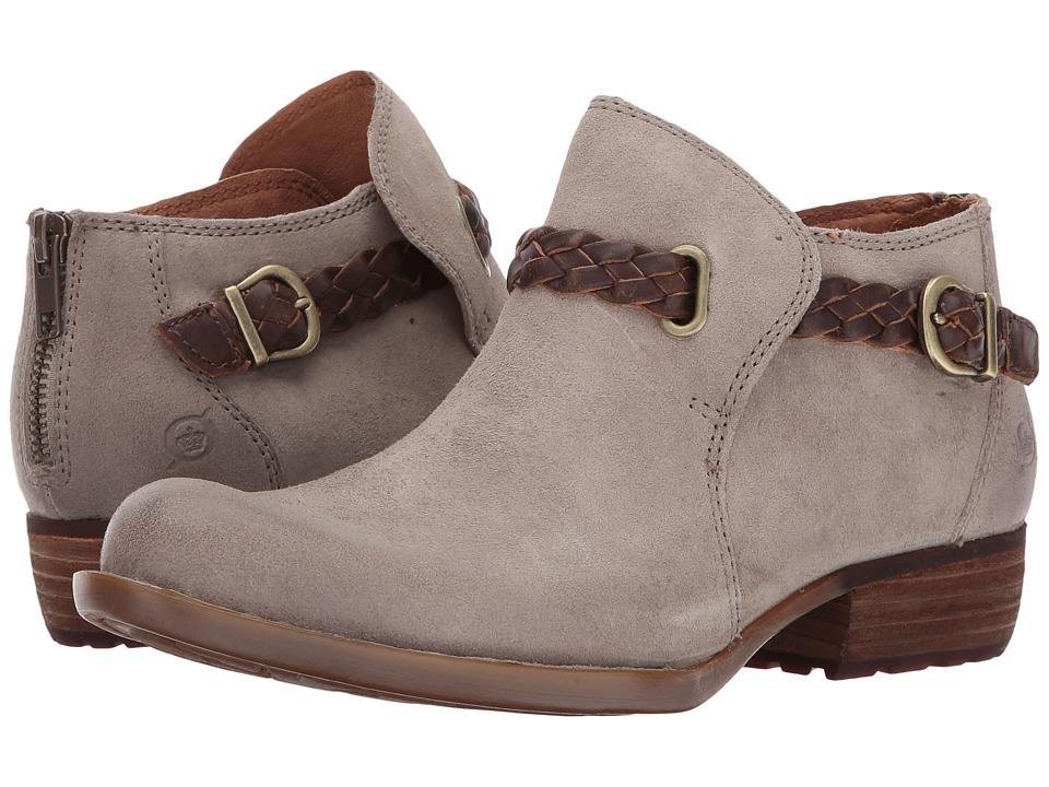 Born - Sylvia (Grey) Women's  Shoes