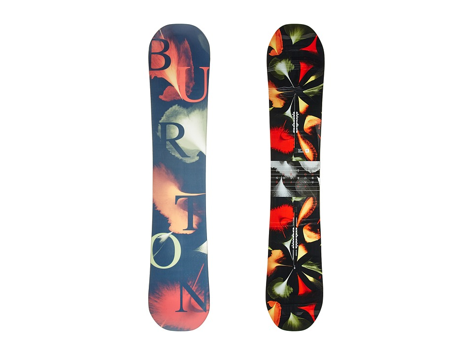 Burton - Deja Vu Flying V '18 149 (Multi) Snowboards Sports Equipment