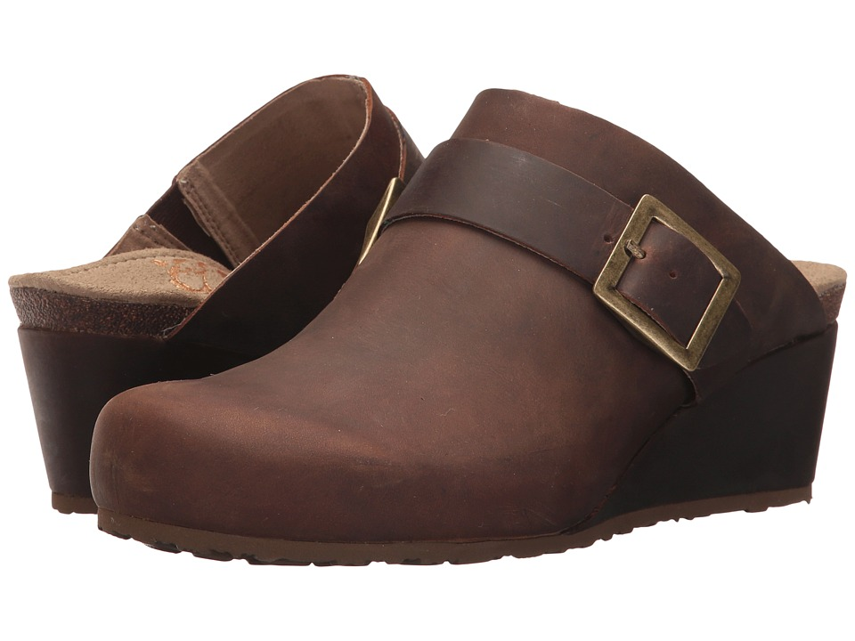 Image of Aetrex - Amelia (Brown) Women's Shoes