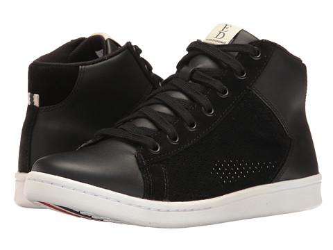 ED Ellen DeGeneres Camarilo2 - Black Leather/Suede