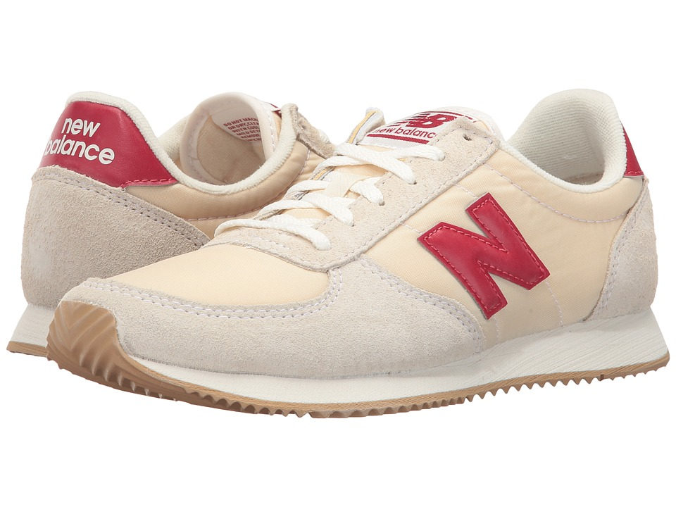 New Balance Classics WL220 (Turtle Dove/Chili Pepper) Women