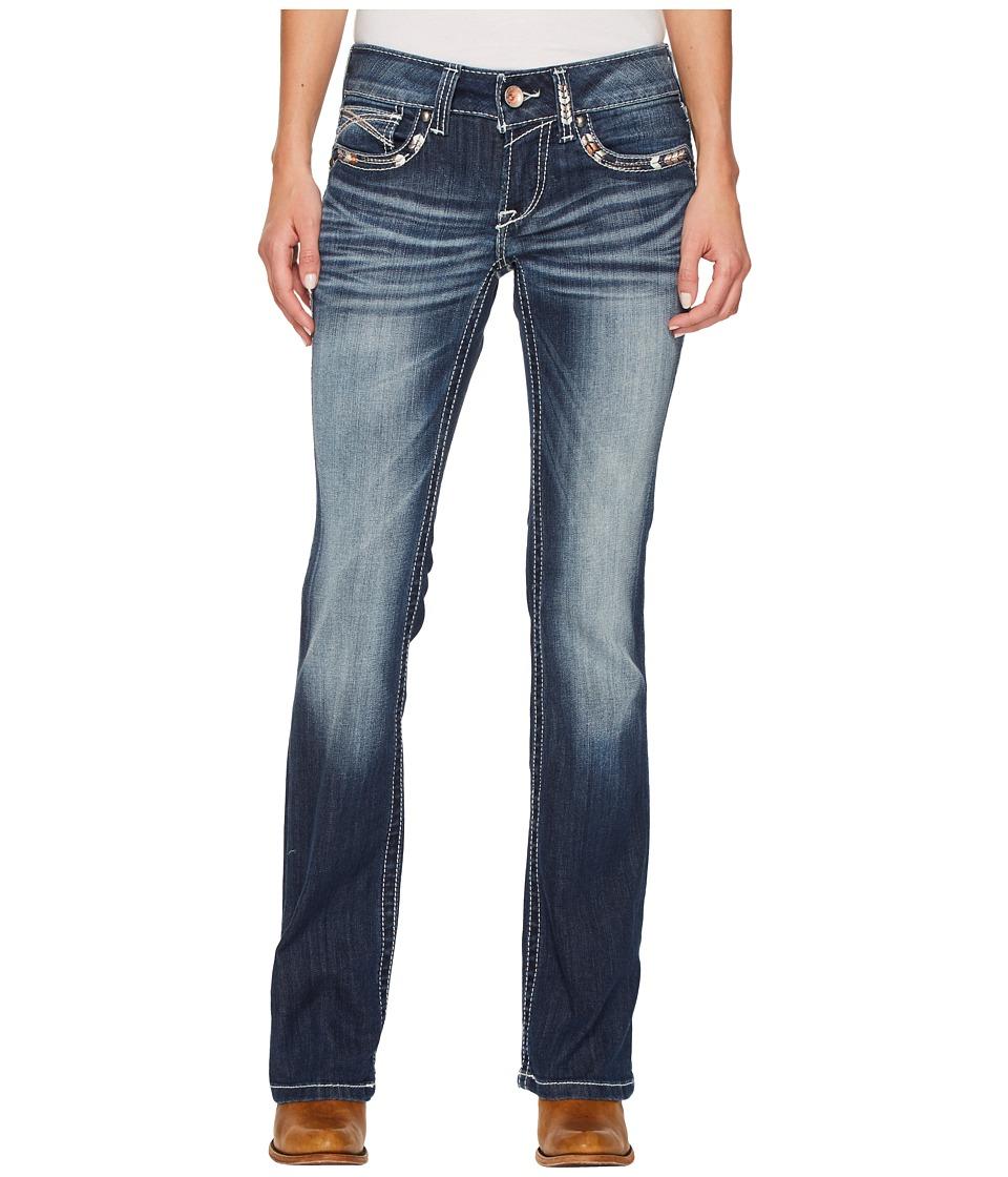 Ariat - R.E.A.L. Bootcut Chole Jeans in Marine