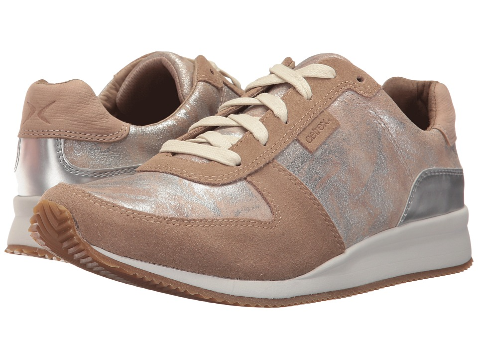Aetrex Daphne (Beige) Women's Shoes