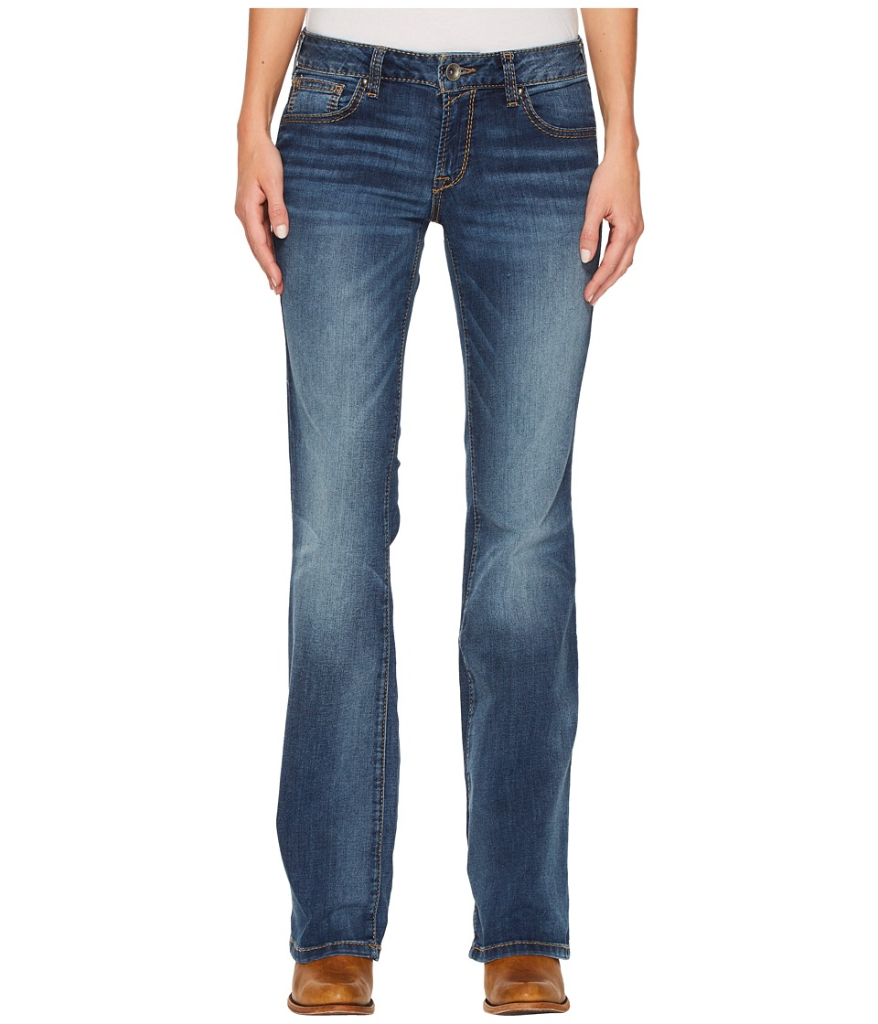 Ariat Ultra Stretch Demi Bootcut Jeans in Iced Indigo (Iced Indigo) Women