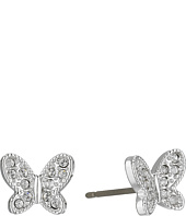 Swarovski - Field Butterfly Pierced Earrings