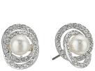 Swarovski Elaborate Pierced Earrings