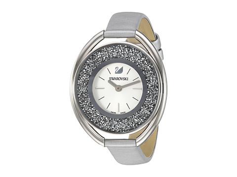 Swarovski Crystalline Oval Watch - Gray
