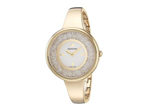 Swarovski Crystalline Pure Watch - Gold/White