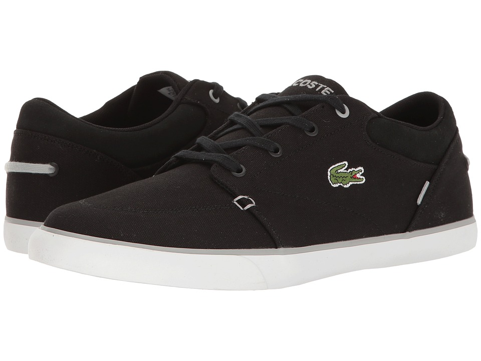 Lacoste Bayliss G117 1 (Black) Men