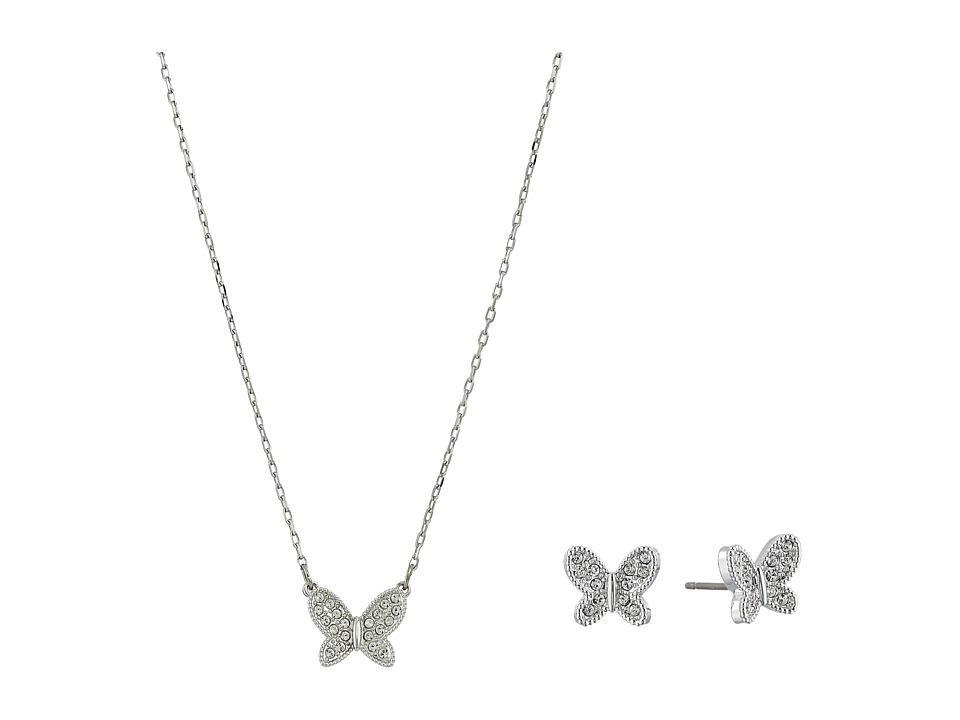 Swarovski - Field Set (White) Jewelry Sets